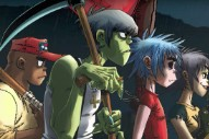 "Gorillaz – ""Garage Palace"" (Feat. Little Simz)"