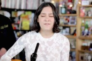 Watch Japanese Breakfast, With A String Section, Play Tiny Desk Concert