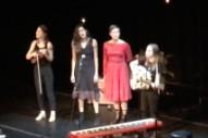 "Watch Julien Baker Sing ""Good News"" With Half Waif & Petal In NYC"