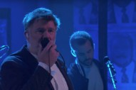 Watch LCD Soundsystem&#8217;s Euphoric &#8220;Tonite&#8221; Performance On <em>Jimmy Kimmel Live</em>
