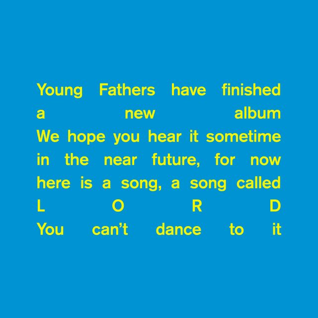 Young Fathers -