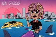 Stream Lil Pump's Self-Titled Debut Mixtape