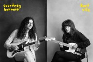 Stream Courtney Barnett &#038; Kurt Vile <em>Lotta Sea Lice</em>
