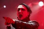 Hear Marc Maron Interview Marilyn Manson On <em>WTF</em>