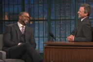 Watch Method Man Tell Seth Meyers About How He Got Donald Trump On His Album