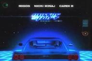 "Migos – ""Motor Sport"" (Feat. Nicki Minaj & Cardi B)"