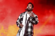 "Watch Miguel Debut The Lovely New Protest Song ""Now"""