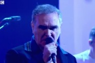 Watch Morrissey Sing &#8220;Spent The Day In Bed&#8221; On <em>Jools Holland</em>