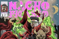 Stream Nacho Picasso <em>AntiHero Vol. 2</em>