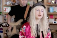 Watch Paramore's Deeply Enjoyable Tiny Desk Concert