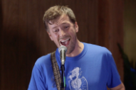 """Watch Pile Cover Radiohead's """"The Tourist"""""""