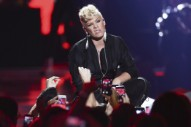 Pink Explains Billy Joel Collab That Might Be Trash