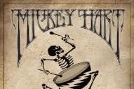 """Mickey Hart – """"Wayward Son"""" (Feat. Avey Tare)"""