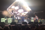 Watch Foo Fighters Cover The Beatles With Liam Gallagher & Joe Perry