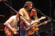 "Watch Conor Oberst & The Felice Brothers Cover Tom Petty's ""Walls"" At Hardly Strictly Bluegrass"