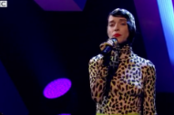 Watch St. Vincent Sing &#8220;New York&#8221; On <em>Jools Holland</em>
