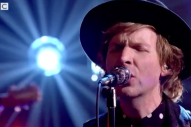 Watch Beck Play &#8220;Up All Night&#8221; On <em>Jools Holland</em>