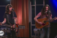 Watch Courtney Barnett & Kurt Vile Play Two Songs On KCRW
