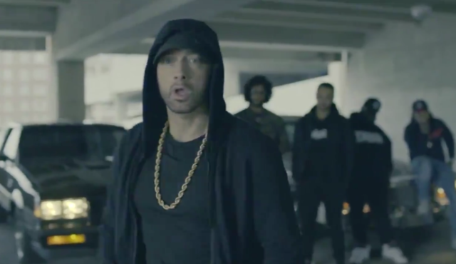Watch Eminem Blast Donald Trump In BET Hip-Hop Awards Freestyle
