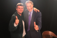 Watch Mac DeMarco On <i>Charlie Rose</i>