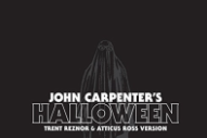 Hear Trent Reznor &#038; Atticus Ross Cover John Carpenter&#8217;s <em>Halloween</em> Theme
