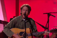 Watch Fleet Foxes Bring &#8220;Fool&#8217;s Errand&#8221; To <em>Colbert</em>