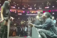 Offset Proposed To Cardi B Onstage In Philly