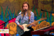Watch Julien Baker Perform Three Songs On <em>CBS This Morning</em>