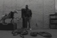"Shabazz Palaces – ""Since C.A.Y.A."" Video"