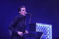 Watch The Killers Cover Two Tom Petty Songs At ACL