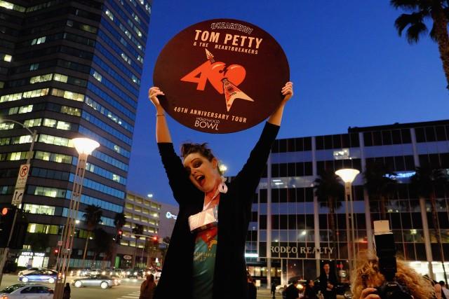 Tom Petty Memorial Vampire Walk