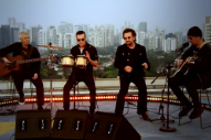Watch U2's Unplugged Performance On Brazilian TV