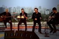 Watch U2's Unplugged Performance On Brazilian TV