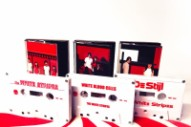 The White Stripes Reissuing First Three Albums On Cassette For The First Time