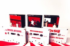 The White Stripes cassettes