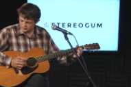 Watch William Tyler's Solo Acoustic Stereogum Session