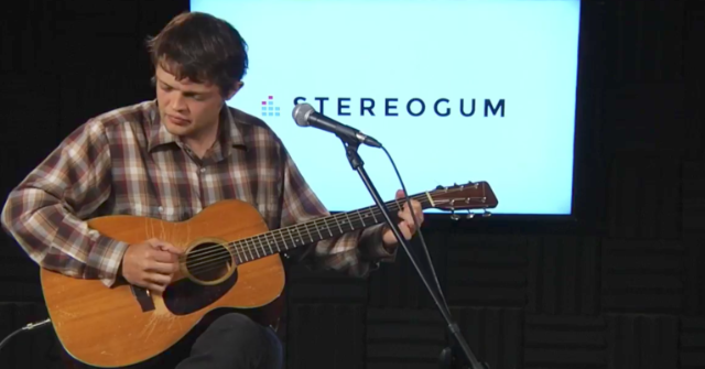 William Tyler Stereogum Session