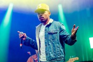 "Chance The Rapper Live Streams Police Traffic Stop: ""You Can't Be Too Careful"""