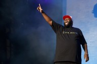 "Killer Mike Slams Mike Pence Over NFL Protests: ""I Hope We Send His Religious Nut Ass Home"""