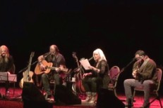 Watch Dave Matthews, Emmylou Harris, Steve Earle, & Patty Griffin Cover Tom Petty Together