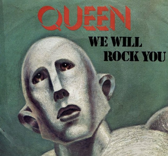 "Gonna Take On The World Someday: ""We Will Rock You"" At 40"