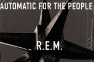 R.E.M.&#8217;s <em>Automatic For The People</em> Is 25 Today: Read Mike Mills&#8217; Notes On Each Track