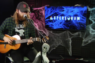 Watch Sorority Noise&#8217;s Cameron Boucher Cover <em>Nightmare Before Christmas</em>&#8217; &#8220;Sally&#8217;s Song&#8221; In A Stereogum Session