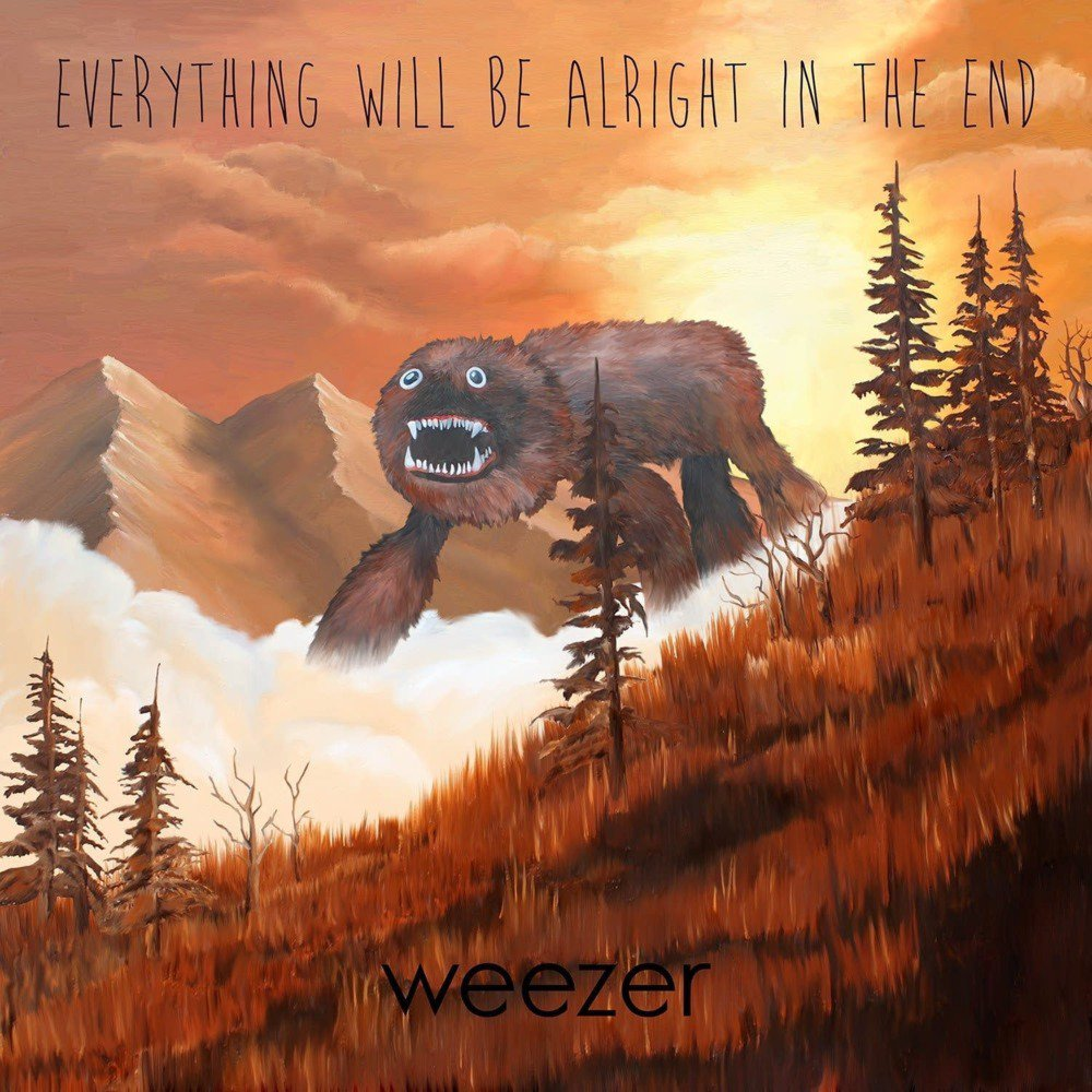 Weezer Albums From Worst To Best - Stereogum