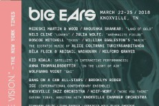 Big Ears 2018