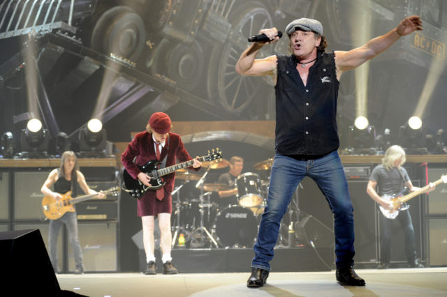 Malcolm Young of ACDC Passed Away