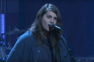 Watch Alex Lahey Make Her TV Debut On <em>Seth Meyers</em>