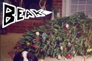 "BEAK> – ""Merry Xmas (Face The Future)"""