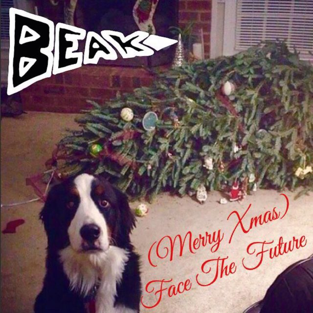 Cover BEAK - (Merry Xmas) Face the future