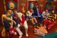 Superstar K-Pop Boy Band BTS Launch Their American Invasion